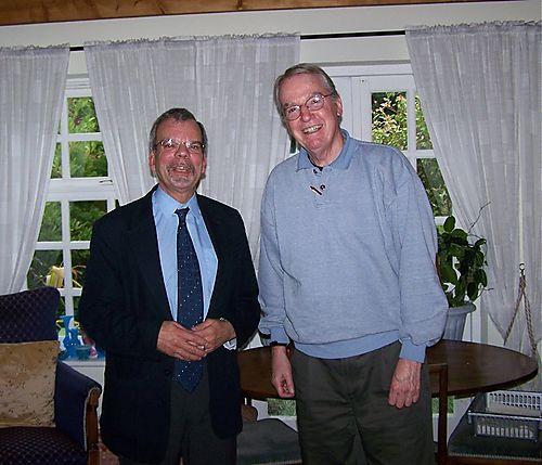 Ted & Jon