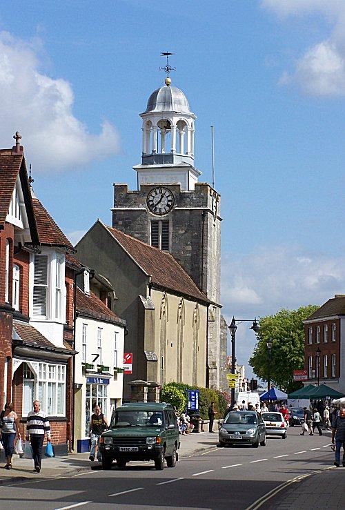 Lymingtonchurch