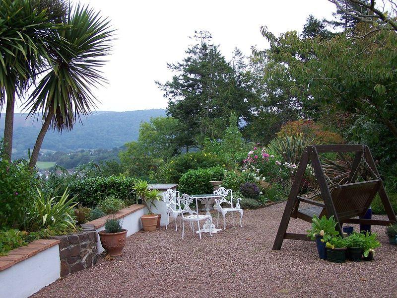 Hartshanger garden 3
