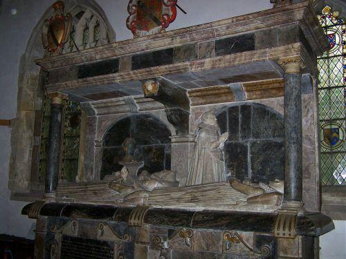 Tomb dunster