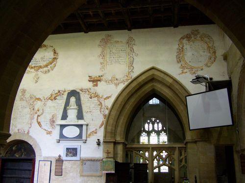 Norton wall paintings1