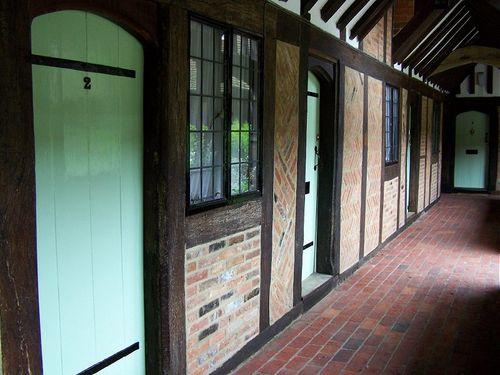 Almshouses