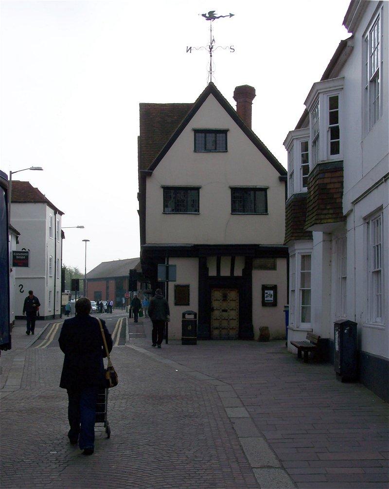 Clothhall