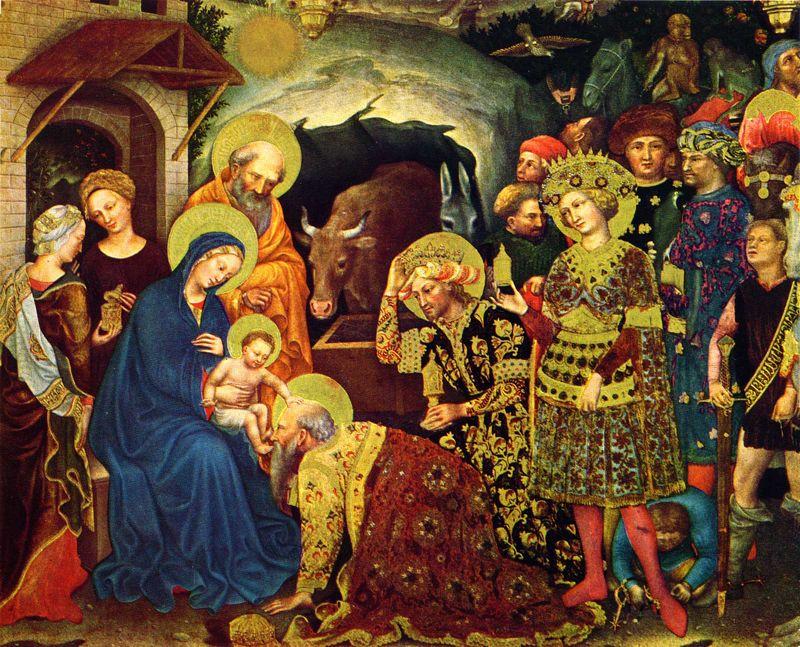 AdorationOfTheMagi-Da Fabriano d1428