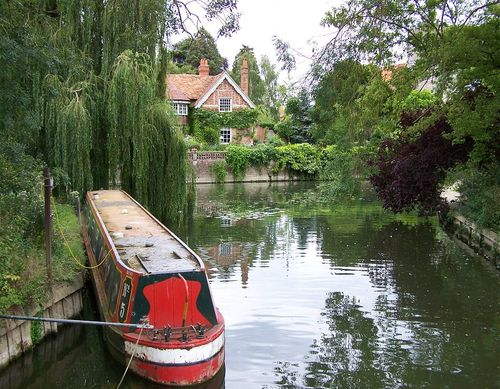 Oldbarge