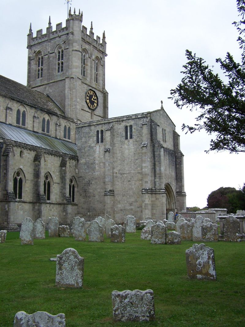 Priory&graves