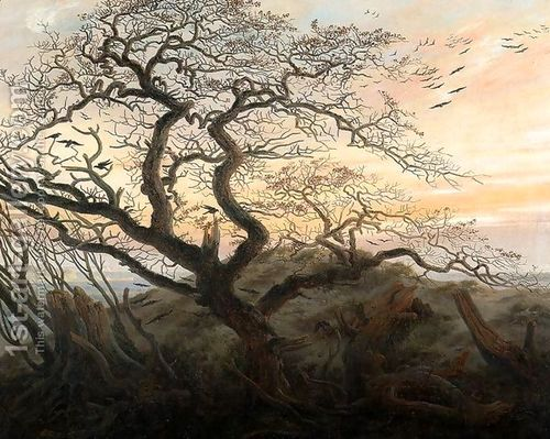 The-Tree-Of-Crows-C.-1822