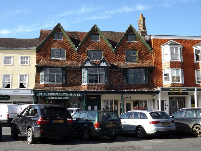 Merchants House