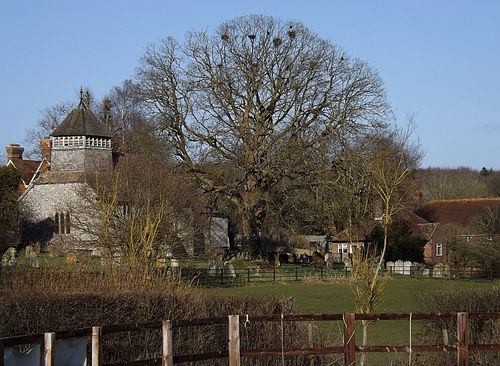 Froxfield church