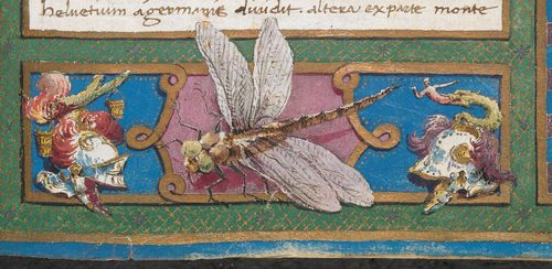 British Library De bello gallico Italy 2nd quarter of the 15th century