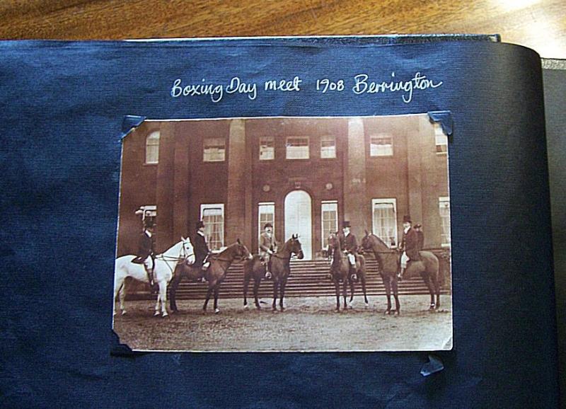 Boxing Day 1908 Berrington