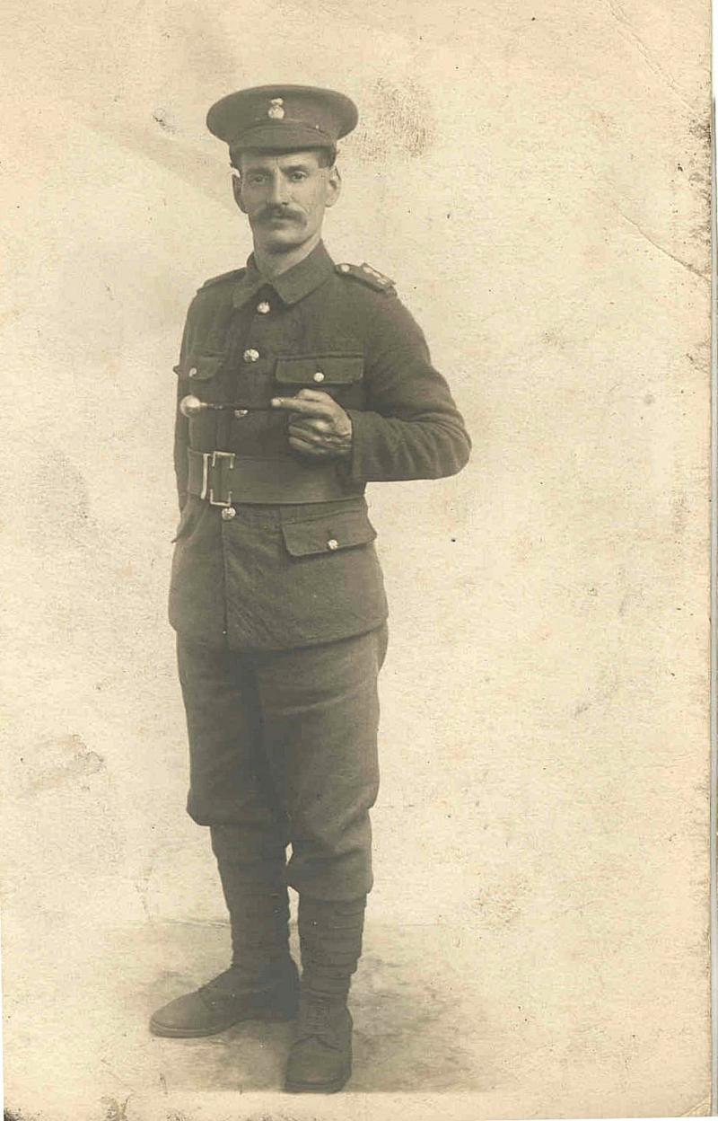 Arthur Henry WW1