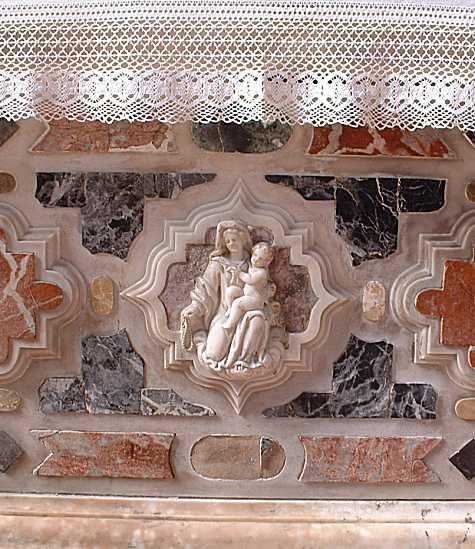 Altarfront
